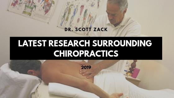 Dr Scott Zack Explores Latest Research Surrounding Chiropractics
