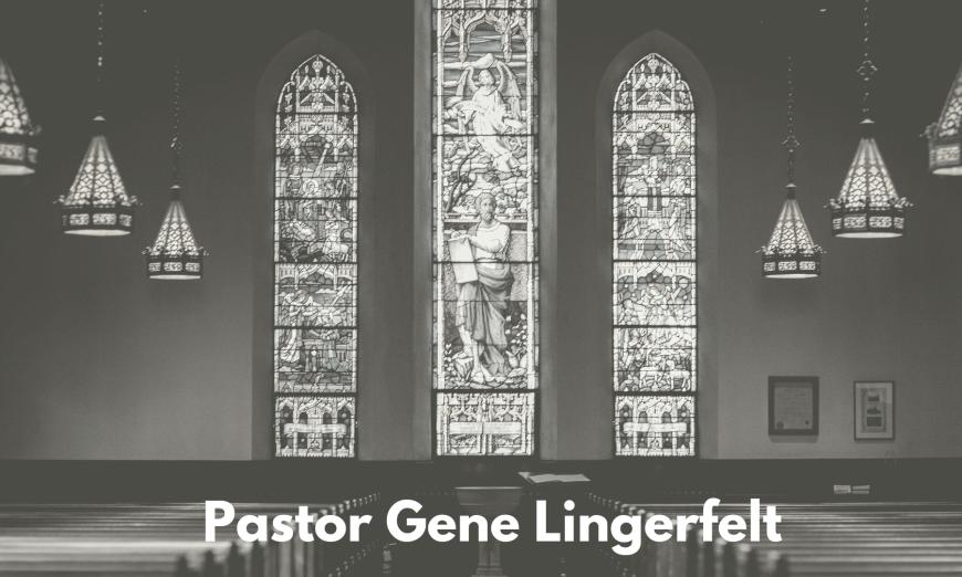 Pastor Gene Lingerfelt Importance of Giving 55