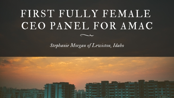 First Fully Female CEO panel for AMAC Includes Stephanie Morgan