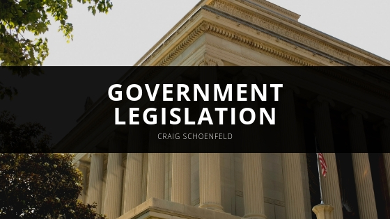 Craig Schoenfeld Government Legislation