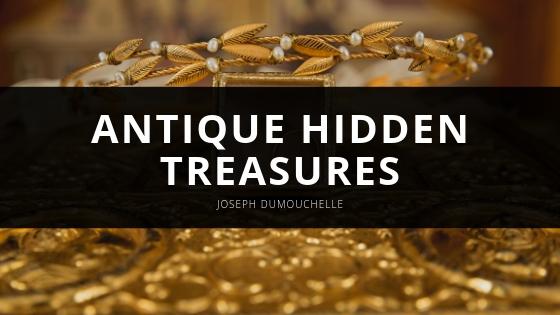 Joseph DuMouchelle vintage signed jewelry