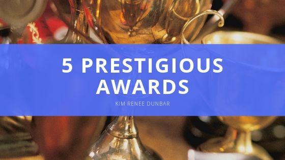 Kim Renee Dunbar Prestigious Awards