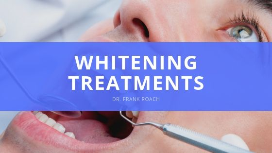Dr Frank Roach Whitening Treatments