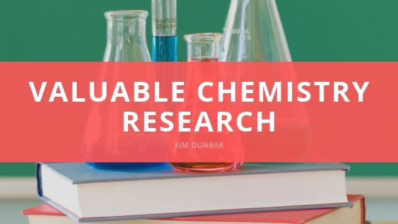 Kim Dunbar Valuable Chemistry Research