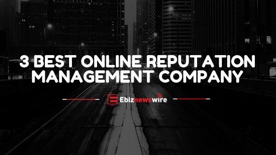 Best Online Reputation Management Company