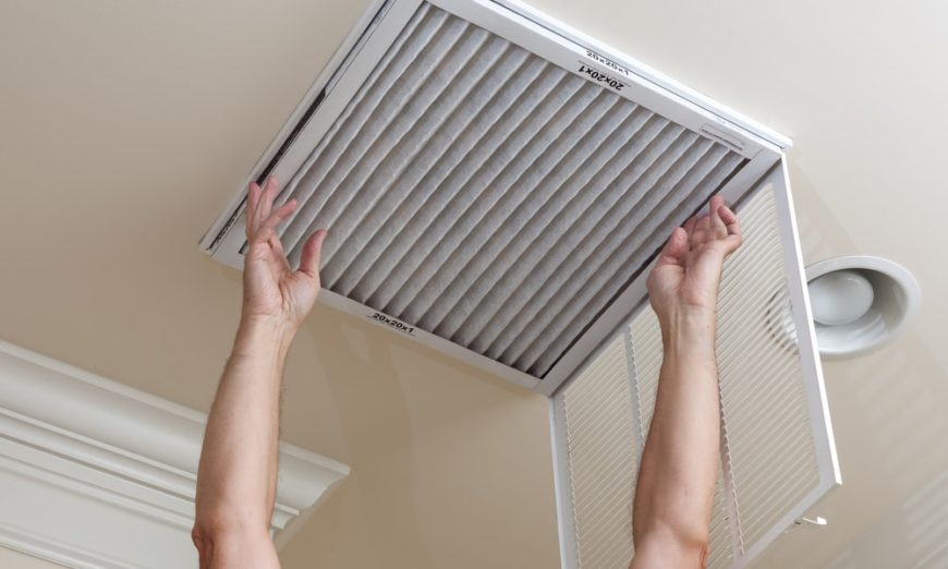 Sean Juhl featured air filter