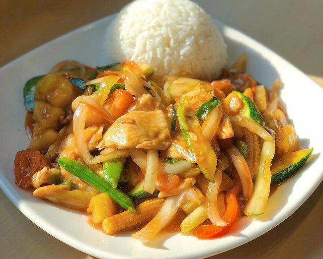 Adam Civalier's Favorite Thai Food