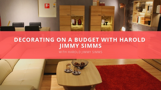 Harold Jimmy Simms Decorating and Designing a Room 1