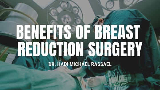 Dr. Hadi Michael Rassael recommends breast discount surgical procedure for sufferers with smaller frames