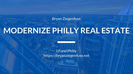 Bryan Ziegenfuse of I Fund Philly