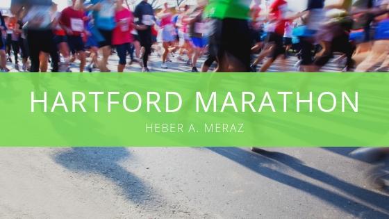 Heber A Meraz Hartford Marathon