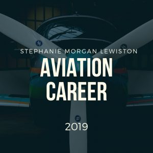 Stephanie Morgan of Lewiston, Idaho – Aviation Career