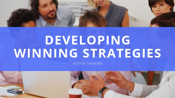 Austin Trahern Developing Winning Strategies
