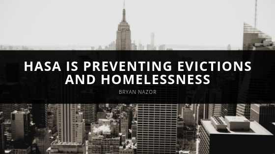 Barry Hers Explains How Hasa Is Preventing Evictions and Homelessness in New York City