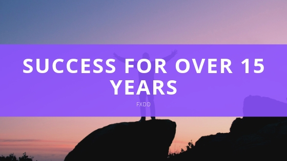 FXDD, A Story of Success for Over 15 Years!