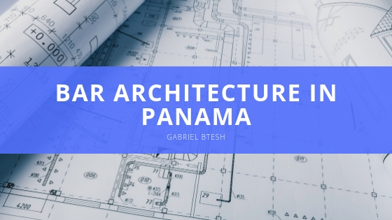 Gabriel Btesh Covers Bar Architecture in Panama