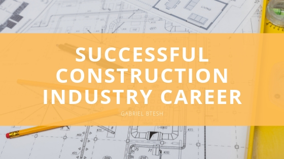 Gabriel Btesh reveals details of successful construction industry career