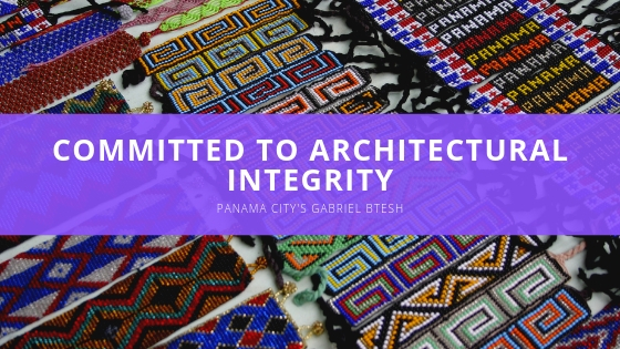Gabriel Btesh Committed to Architectural Integrity