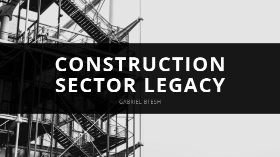 Gabriel Btesh Construction Sector Legacy