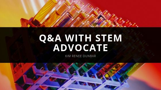 Q&A With STEM Advocate and Co-Advisor of the Texas A&M NOBCChE Chapter Kim Renee Dunbar