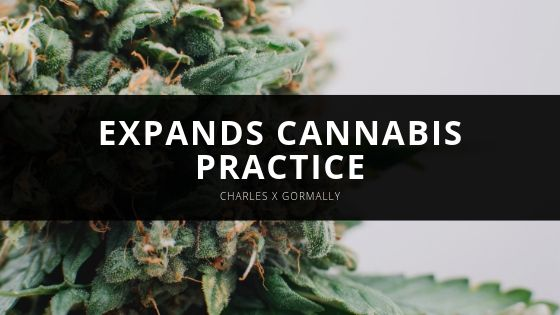 Brach Eichler Expands Cannabis Practice to Meet Important Need in New Jersey, Says Charles X Gormally