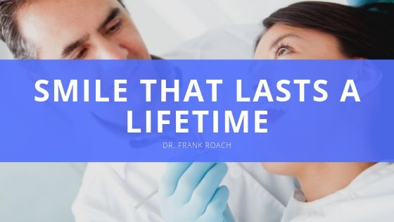 """Dr. Frank Roach Provides """"All-on-Four"""" procedure to Give Patients a Smile That Lasts a Lifetime"""