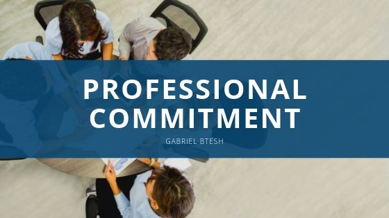 Gabriel Btesh Continues With Professional Commitment to Well-being