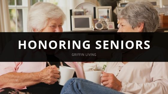 Griffin Living Honors Seniors