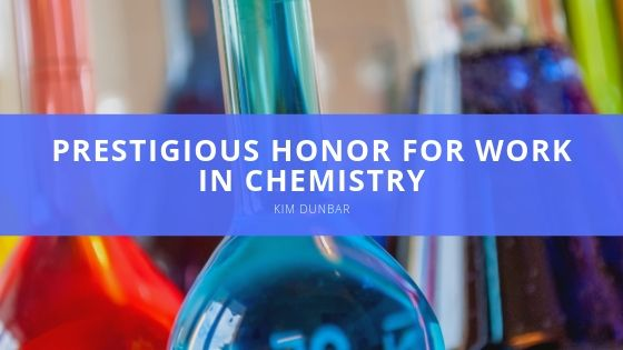 What is an Honorary Degree? Kim Dunbar Receives Prestigious Honor for Work in Chemistry