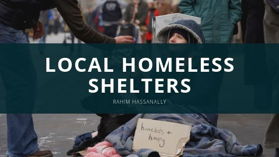 Rahim Hassanally Reveals Continued Support for Local Homeless Shelters