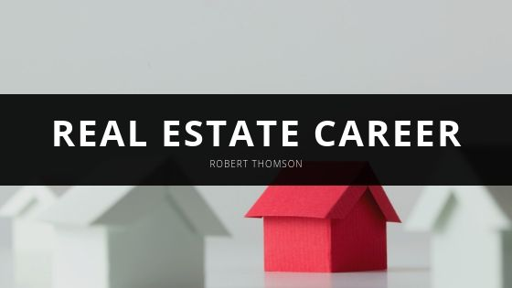 Robert Thomson Offers Insight Into Highly Successful Real Estate Career