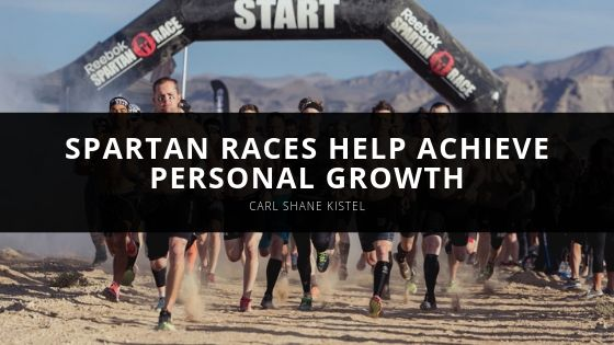 Spartan Races Help Achieve Personal Growth