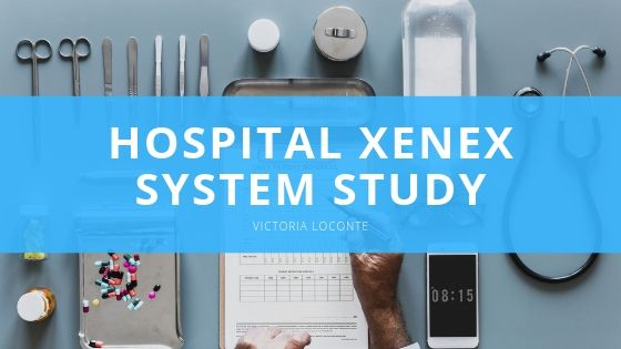 Victoria Loconte Looks Back on Everett Hospital Xenex System Study
