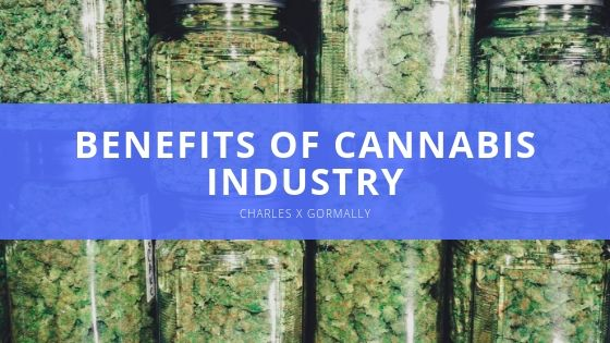 Charles X Gormally on Ways States Could Benefit From Economic Benefits of Cannabis Industry