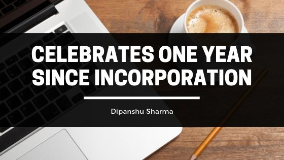 Meditation.Live, Founded by Dipanshu Sharma, Celebrates One Year Since Incorporation