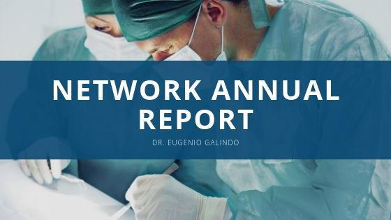 Dr. Eugenio Galindo Awaits Next Month's American Cancer Society Cancer Action Network Annual Report