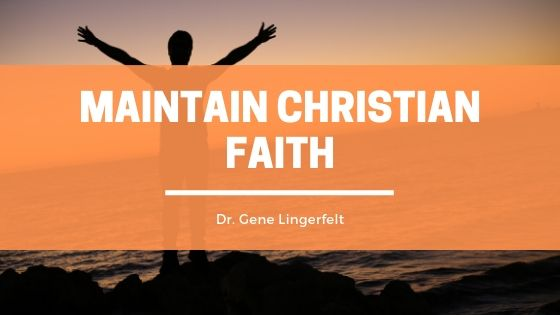 Dr. Gene Lingerfelt Offers Advice on How Young People Can Maintain Their Christian Faith in College
