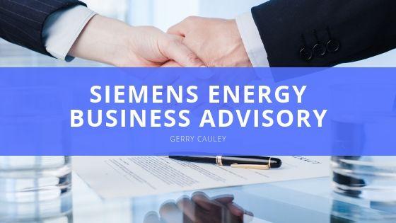 Gerry Cauley Siemens Energy Business Advisory