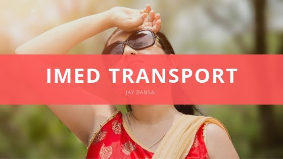 In the Interest of Safety Month, Jay Bansal Discusses iMed Transport