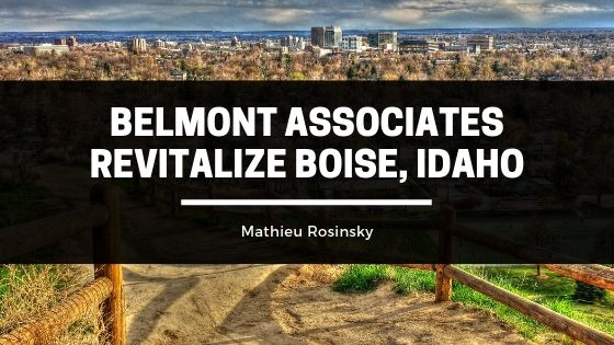 Mathieu Rosinsky Revitalize Boise Idaho Community