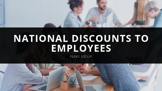 Perks Group National Discounts to Employees