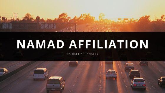 Rahim Hassanally Namad Affiliation