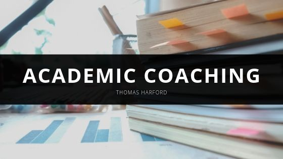 Mind Revise Consulting, Founded by Thomas Harford, Offers Academic Coaching, Learning Solutions