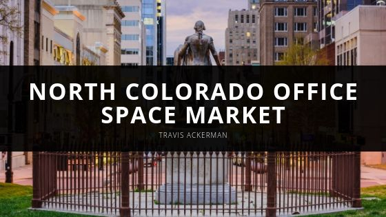 Travis Ackerman Dissects Second-quarter North Colorado Office Space Market