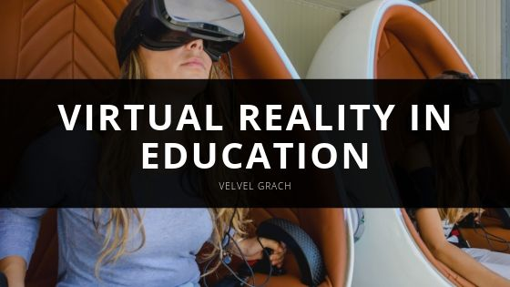 Velvel Grach Discusses New Potentials for Virtual Reality in Education
