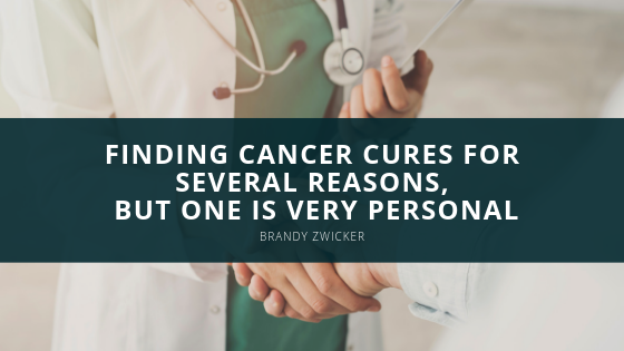 RN, Brandy Zwicker is an Advocate for Finding Cancer Cures for Several Reasons, but one is Very Personal