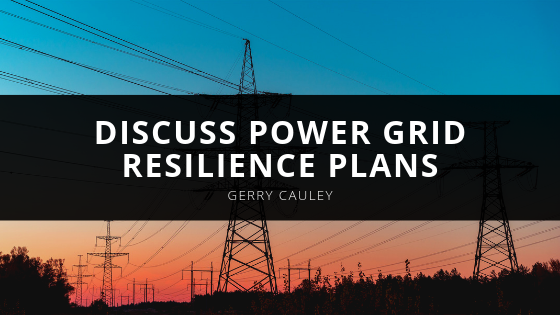 Gerry Cauley Meets with Hawaiian Electric Company and Stakeholders to Discuss Power Grid Resilience Plans
