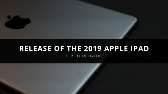 Eliseo Delgado Consumer Tech Reviewer Eliseo Delgado Discusses the Release of the Apple iPad