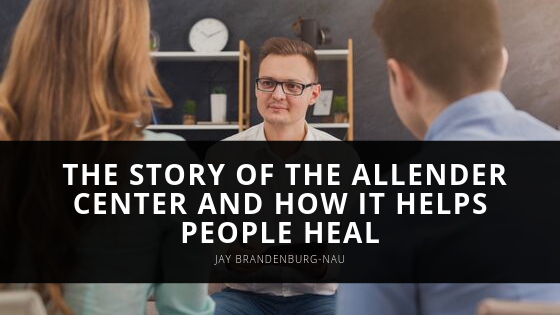 Jay Brandenburg-Nau Shares the Story of the Allender Center and How it Helps People Heal