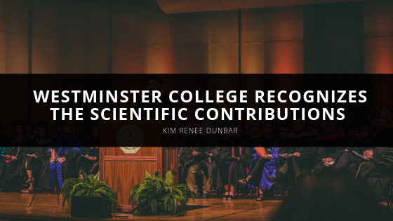 Westminster College Recognizes the Scientific Contributions of Kim Renee Dunbar with Honorary Degree